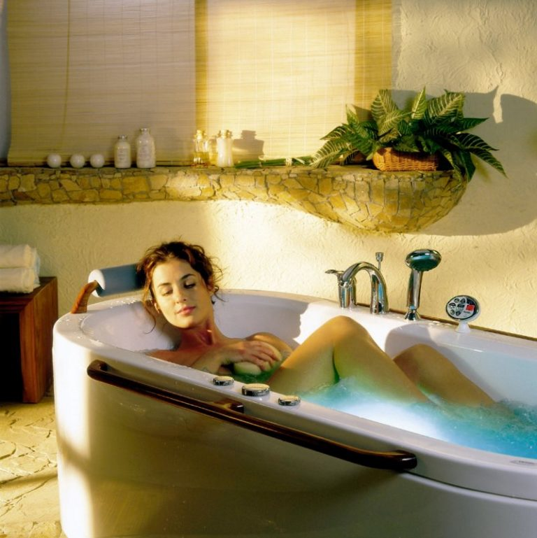 В ванной камера фото