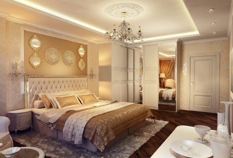 Фото дизайн интерьер спальни в светлых тонах