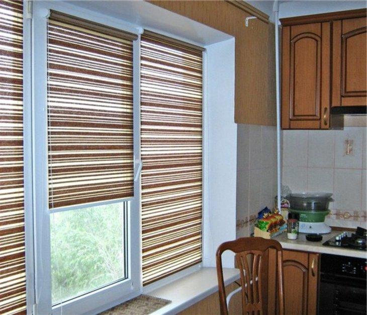 Двухцветные шторы - 93 фото лучших идей дизайна и украшения.
