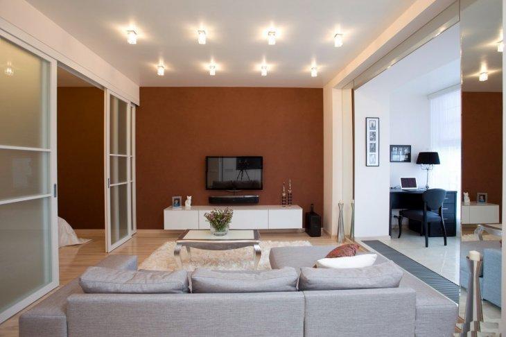 55691e5e03978 Квартира 38 кв. м.: 85 фото идей оформления и стильных вариантов интерьера