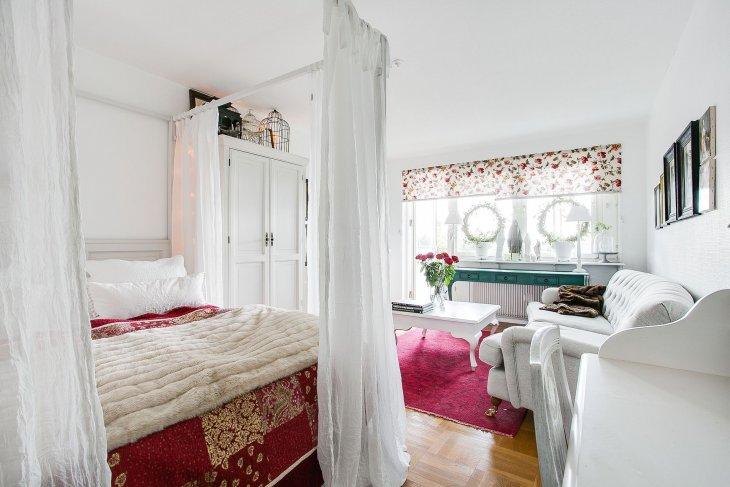 дизайн светлой квартиры фото