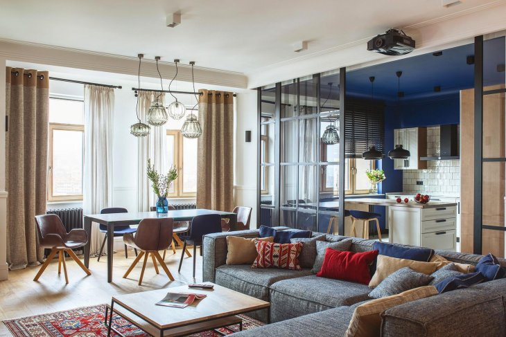 модные квартиры 2019 фото