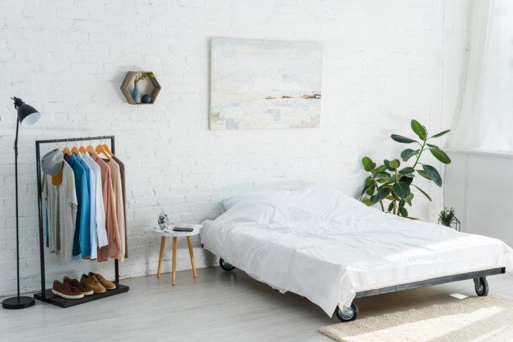Маленькие спальни дизайн интерьера