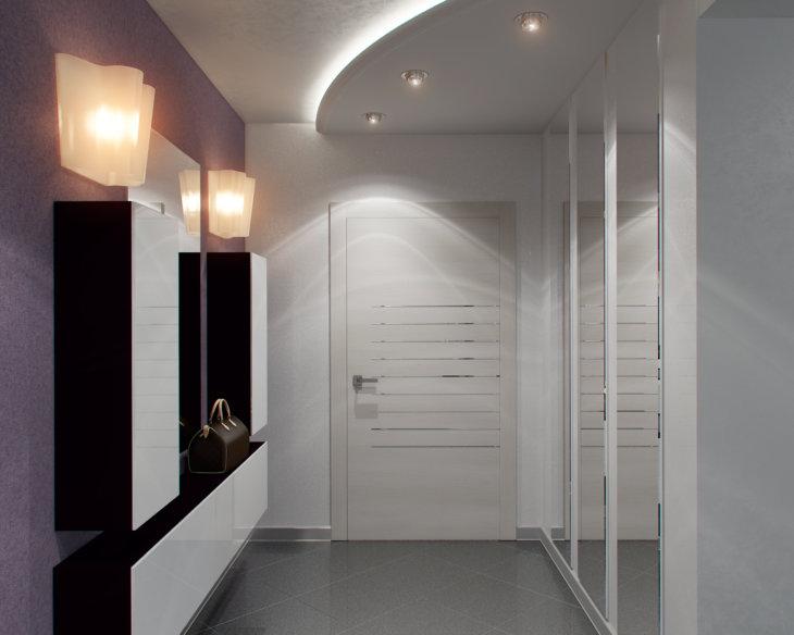 дизайн маленького коридора +в хрущевке