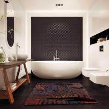 Дизайн ванной 2020 года – модные тренды, тенденции и обзор лучших сочетаний (90 фото-идей)