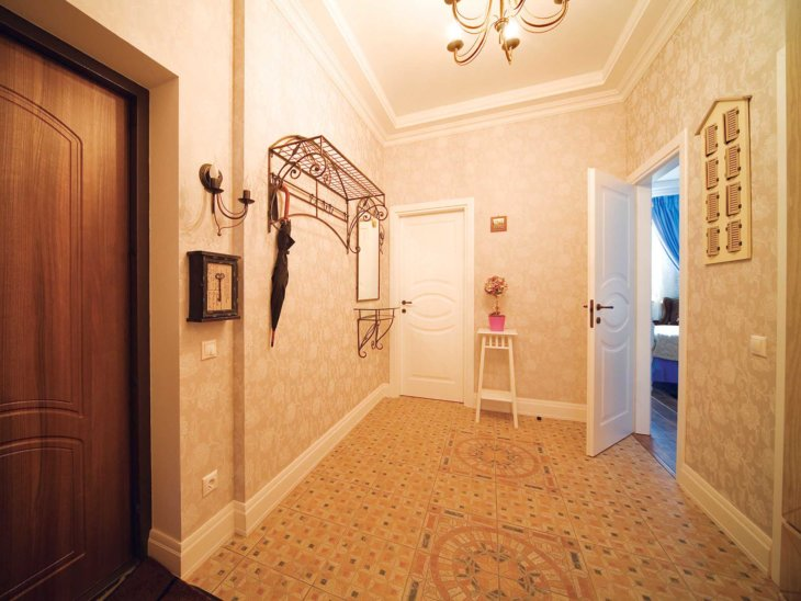 дизайн маленького коридора +в квартире фото реальные