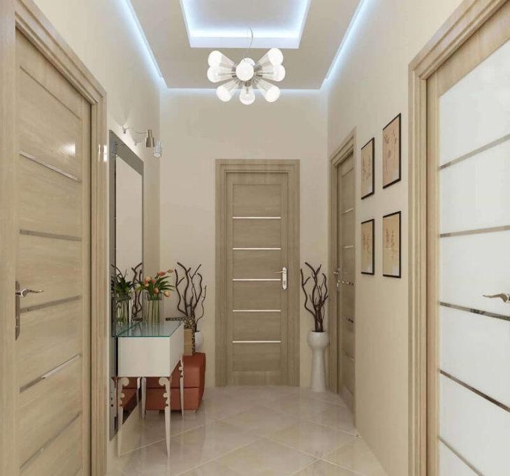 дизайн коридора в квартире