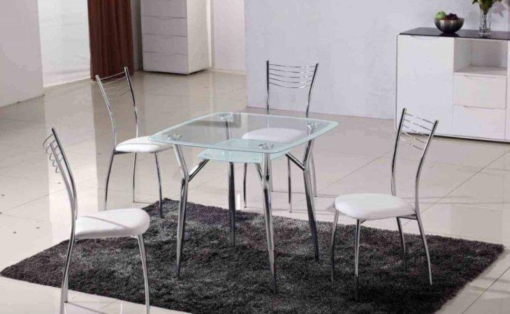 модные столы и стулья