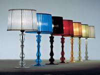 Выбираем настольную лампу для спальни: правильный и современный элемент освещения + 72 фото