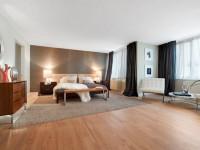 Занавески в спальню — оптимальный выбор из потрясающего разнообразия + фото