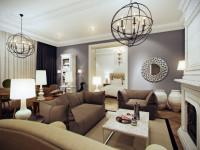 Мебель в квартиру — правила подбора, идеи для изменения пространства, расстановка + 86 фото