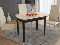 Раздвижной стол — разновидности, преимущества, материалы + фото