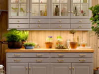 Шкаф для посуды — тем кто хочет найти интересные решения (64 фото + видео)