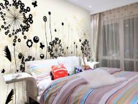 Дизайн стен в спальне: 84 фото уникальных дизайн идей для создания уюта и комфорта