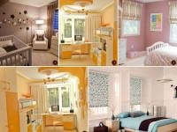Короткие шторы — лучшие идеи дизайна и стильный домашний текстиль (60 фото-идей)