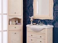 Мебель для ванной комнаты — тенденции домашнего дизайна и декора (120 фото)