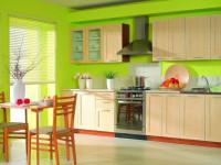Отделка стен на кухне: примеры стильных вариантов оформления интерьера (71 фото)