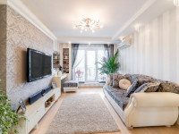 Современная гостиная 2017: самые новые варианты дизайна интерьера (140 фото)