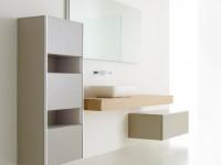 Столешница в ванную комнату: выбор материала и стиля оформления (78 фото + видео)