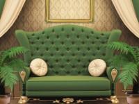 Зеленые шторы — стильные сочетания натуральных оттенков. 63 фото оригинальных идей дизайна