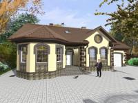 Частный дом 100 кв. м. — советы по планировке и особенности выбора архитектурного стиля (105 фото)