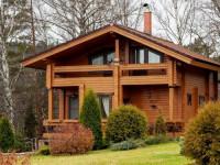 Деревянный дом — лучшие идеи, выбор дизайна, советы по оформлению и нюансы при выборе стиля