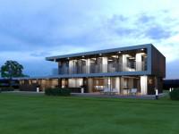 Дома в современном стиле — лучшие идеи оформления и применения стильного дизайна (110 фото)