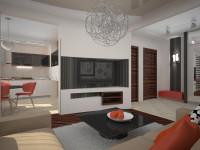 Двухкомнатная квартира: современные идеи дизайна и варианты перепланировки. 120 фото лучших решений при оформлении