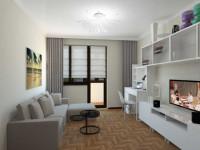 Квартира 18 кв. м. — стильные идеи интерьера для небольших квартир. 90 фото оформления маленькой квартиры