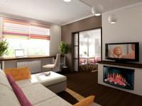 Квартира 30 кв. м. — советы по выбору стиля интерьера и оформления современного дизайна