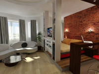Квартира 35 кв. м. — дизайн, ремонт, планировка и лучшие идеи оформления. 130 фото вариантов применения популярных стилей