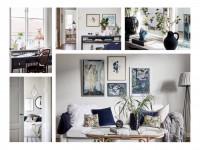 Квартира 55 кв. м. — интерьер, дизайн и особенности применения стильных решений
