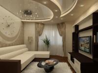 Квартира 80 кв. м. — стильное проектирование и красивое оформление просторных квартир (90 фото примеров)