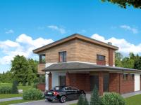 Проект дома — лучшие современные типовые проекты и нюансы их реализации на практике (95 фото)