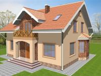 Проекты домов — современные идеи оформления и варианты создания стильного дизайна (130 фото)
