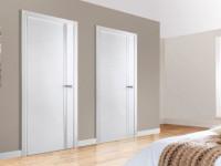 Межкомнатные двери в доме — советы по выбору, лучшие идеи и варианты применения (110 фото и видео)
