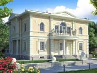Красивый частный дом — примеры оформления и подбор лучших вариантов стиля и дизайна (110 фото)