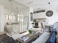 Квартира 45 кв. м. — особенности выбора дизайна интерьера и советы по применению современных стилей