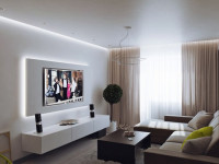 Квартира 50 кв. м. — примеры лучшего дизайна и варианты использования свободной планировки (80 фото)