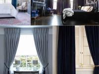 Шторы в спальню 2019 года — лучшие современные модели, варианты сочетаний и обзор стиля (115 фото)