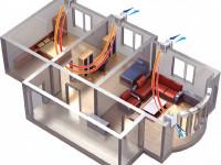 Вентиляция в частном доме: советы по выбору лучшей схемы, правила и особенности монтажа системы вентиляции