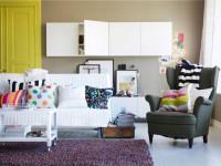 Мебель Икеа – интересные готовые современные дизайн-проекты (81 фото + видео)