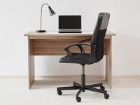 Письменный стол – основные разновидности, выбор месторасположения, материалы + фото