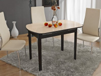 Раздвижной стол – разновидности, преимущества, материалы + фото