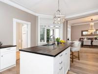 Освещение на кухне: правильное расположение и особенности планировки (74 фото)