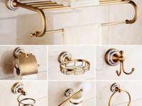 Аксессуары для ванной (61 фото): самые стильные наборы сезона