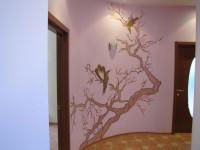 Декоративная отделка стен (77 фото): основные тренды последних лет
