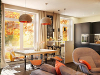 Кухня-гостиная: идеальные решения для дома и квартиры (62 фото)