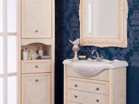 Мебель для ванной комнаты – тенденции домашнего дизайна и декора (120 фото)