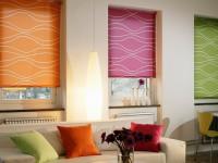 Рулонные шторы: особо стильная современная архитектура и дизайн (82 фото + видео)